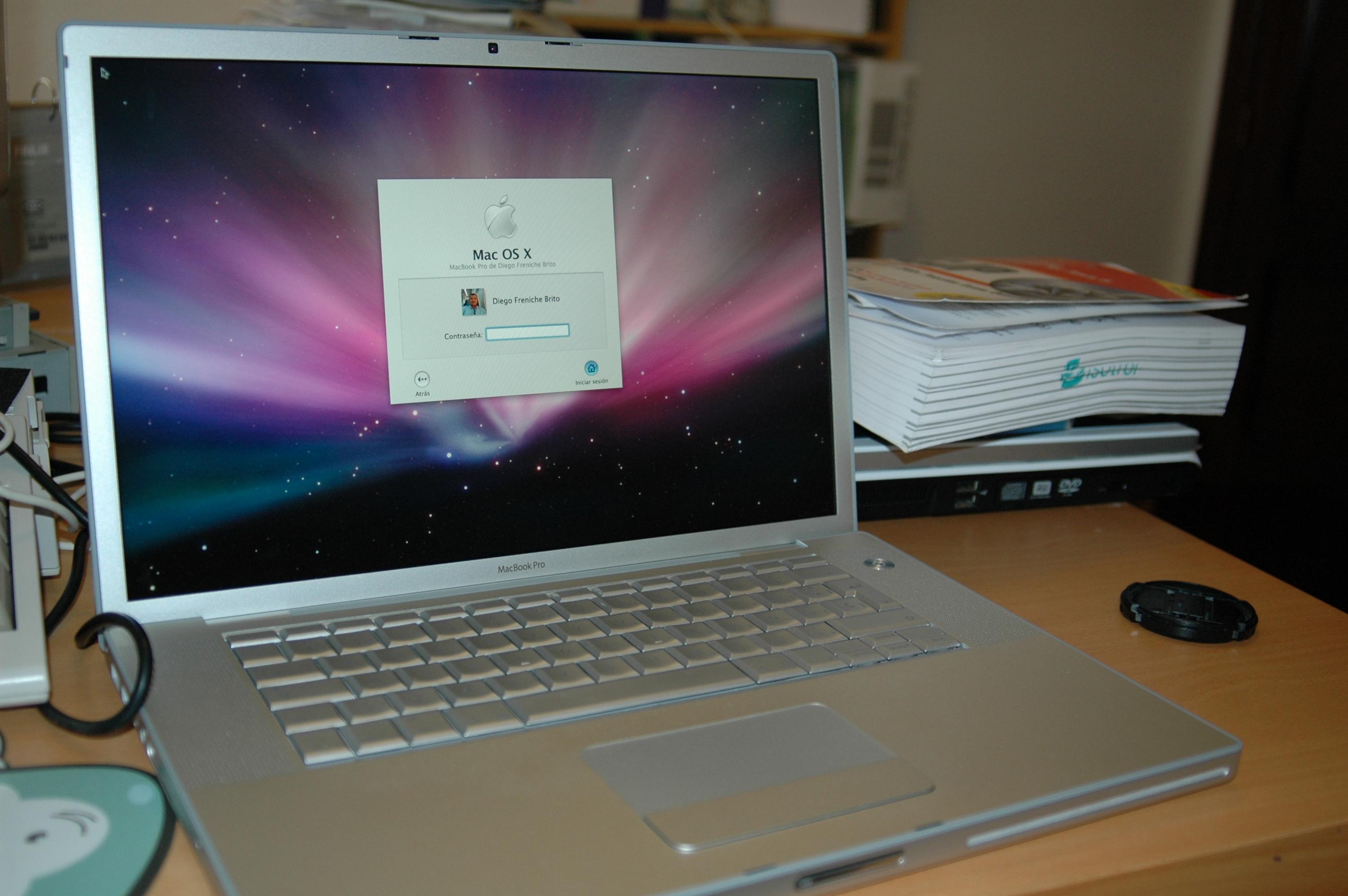 Mi MacBook Pro