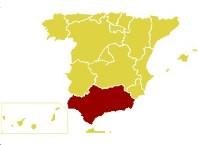 Andalucía y España