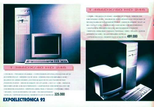 Expoelectrónica 92