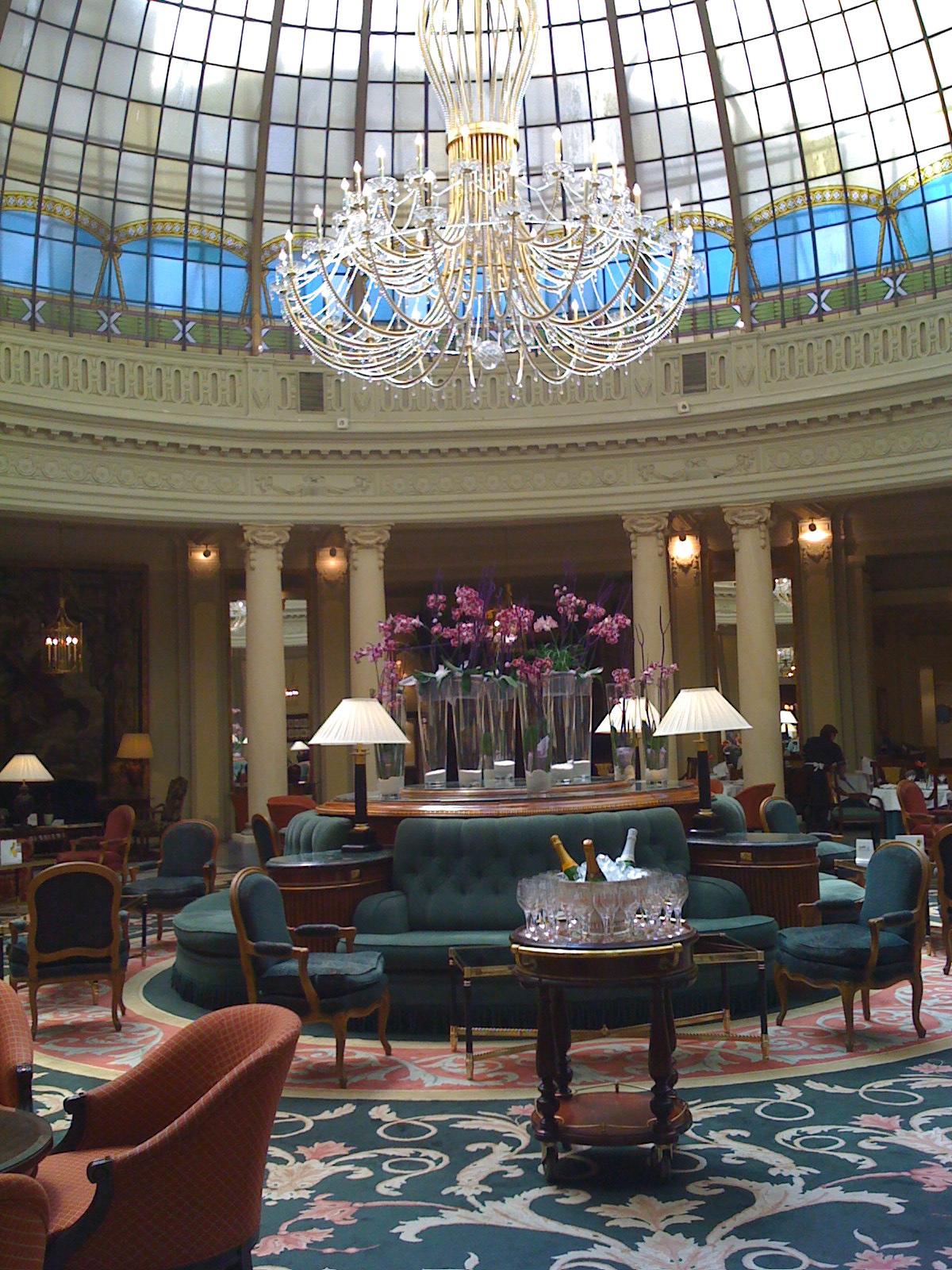 El Palace por dentro