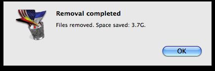 Espacio recuperado por Monolingual