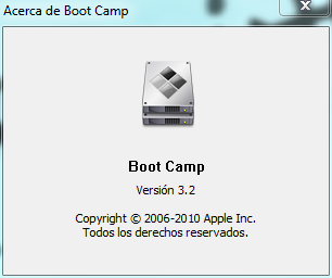 BootCamp 3.2