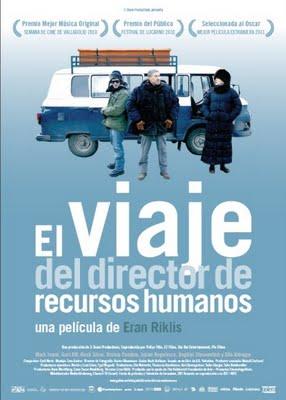 Película: El viaje del director de RR.HH.