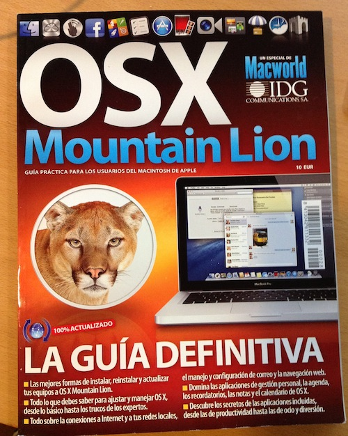 MacWorld Práctico Especial Mountain Lion