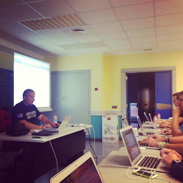 Empezando el taller de Core Data