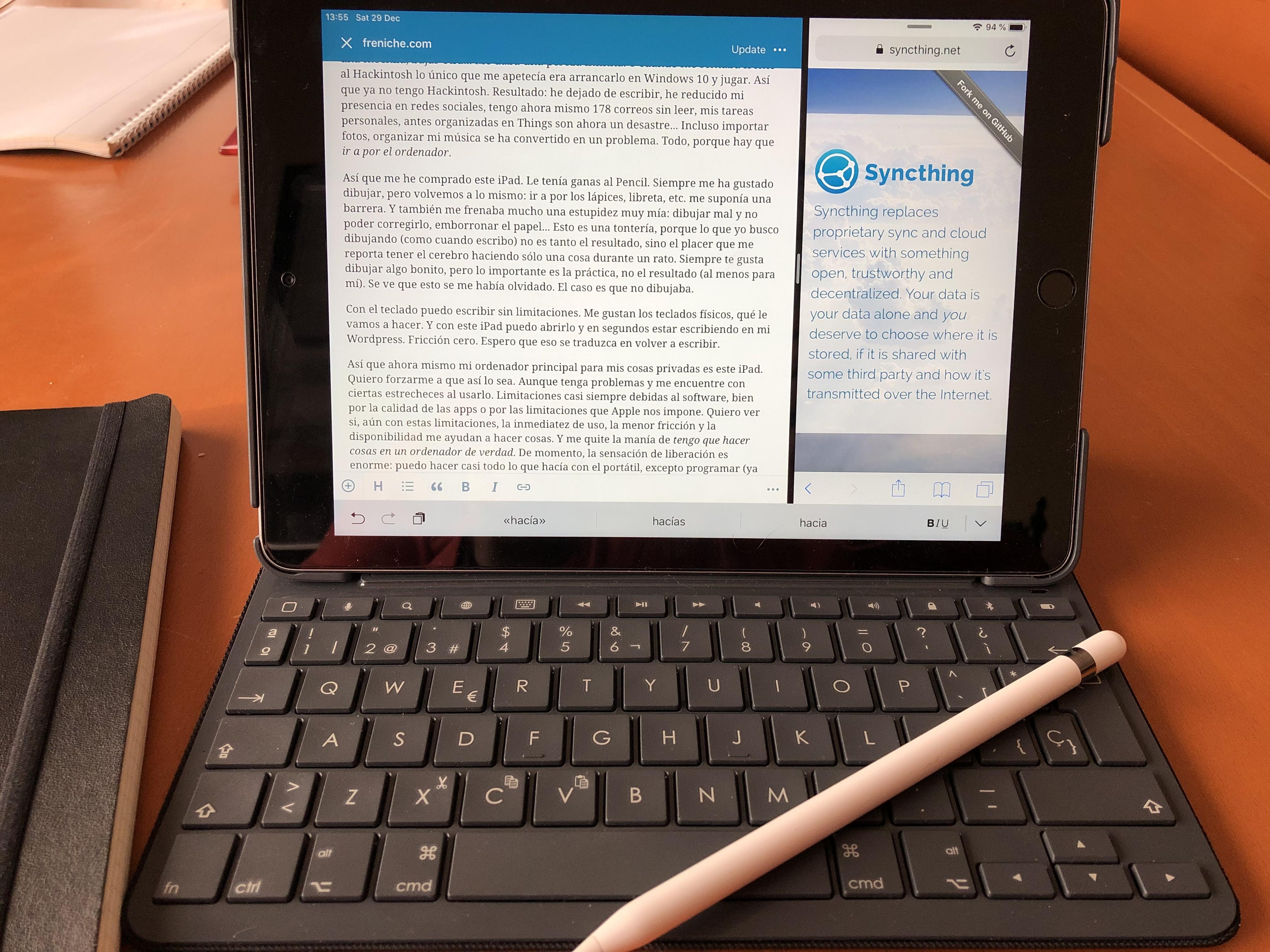 Mi nuevo iPad